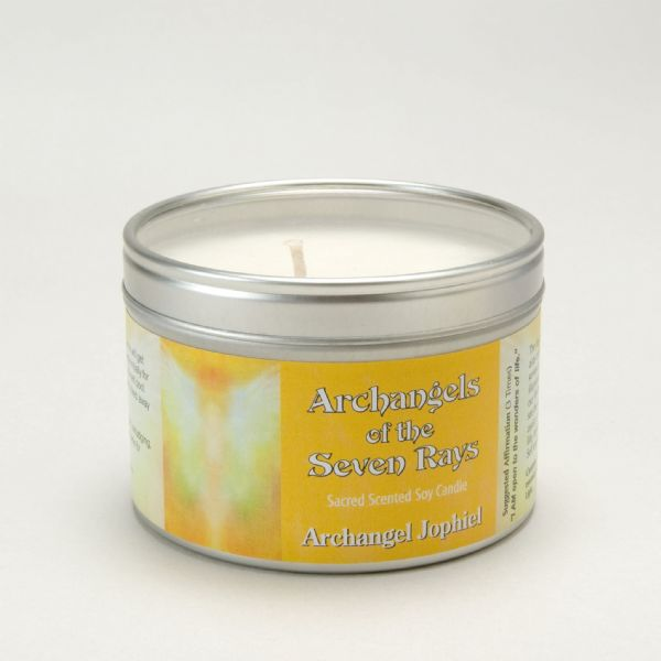 Archangel Jophiel Candle